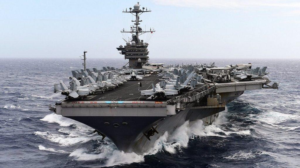 Questa immagine ha l'attributo alt vuoto; il nome del file è us-navy-truman-carrier-trump-1024x575.jpg