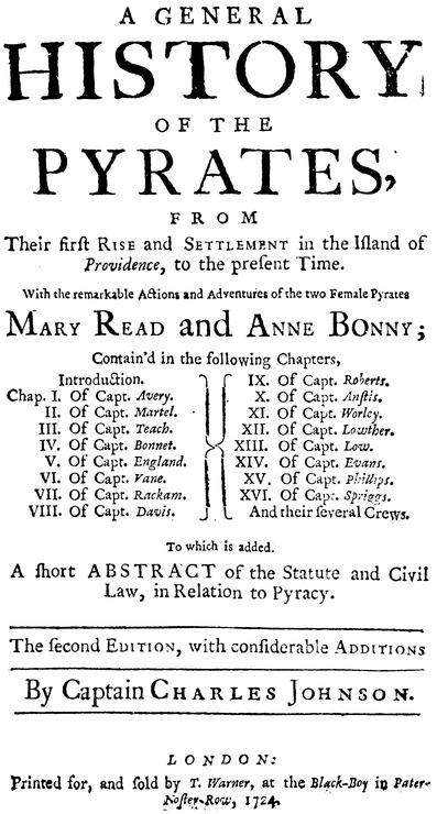 Questa immagine ha l'attributo alt vuoto; il nome del file è Cover_page_of__A_General_History_of_the_Pyrates__1724_by_Captain_Charles_Johnson.jpg