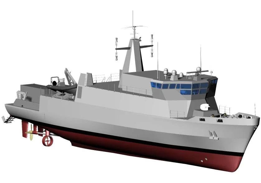 La nuova generazione dei cacciamine della Marina Militare Italiana sarà sviluppata da Intermarine