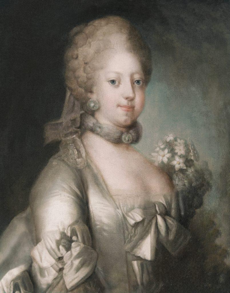Questa immagine ha l'attributo alt vuoto; il nome del file è Dronning_Caroline_Mathilde-di-danimarca-805x1024.jpg