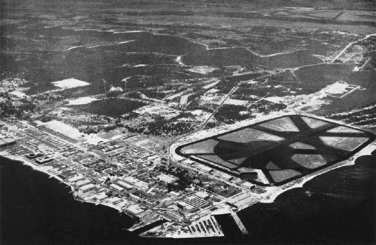 Ali sul mare: NAS Pensacola, culla dell'aviazione della marina statunitense