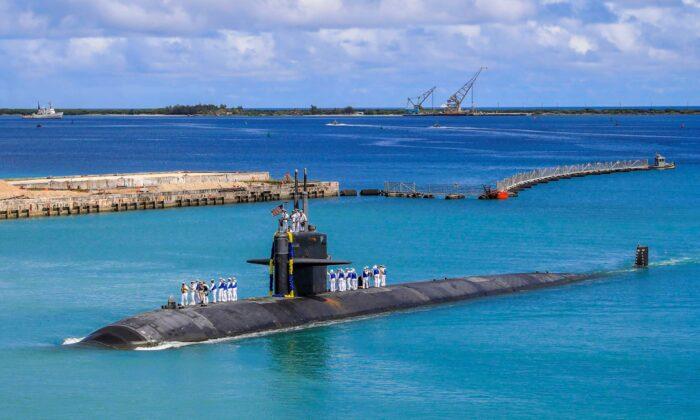 Questa immagine ha l'attributo alt vuoto; il nome del file è submarine-USS-Oklahoma-City-700x420-1.jpg