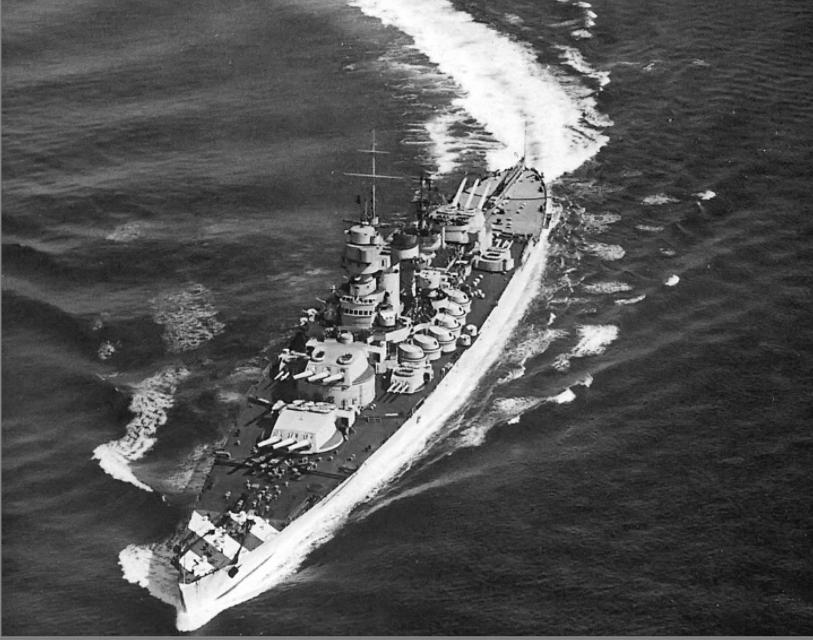 Evoluzione delle caldaie nella Regia Marina a partire dagli anni '30 ed in servizio nella Marina militare italiana sino agli anni '60.