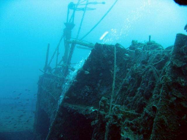 Cold case - Il ritrovamento del USS Conestoga, un mistero di 95 anni