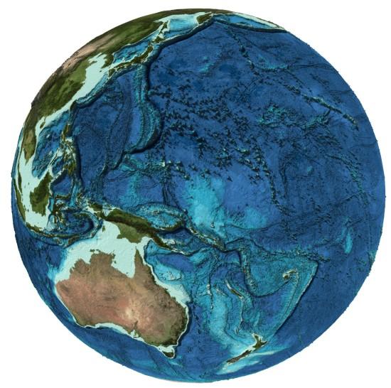 Viaggio geologico al centro della Terra di Aaronne Colagrossi