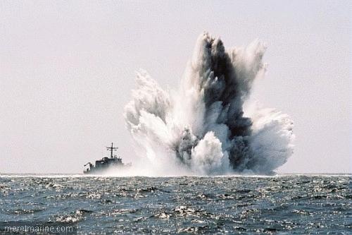 La legittimazione dell'uso delle mine navali nel diritto internazionale - parte I