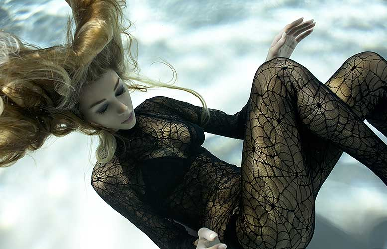 Underwater photography models - parte I