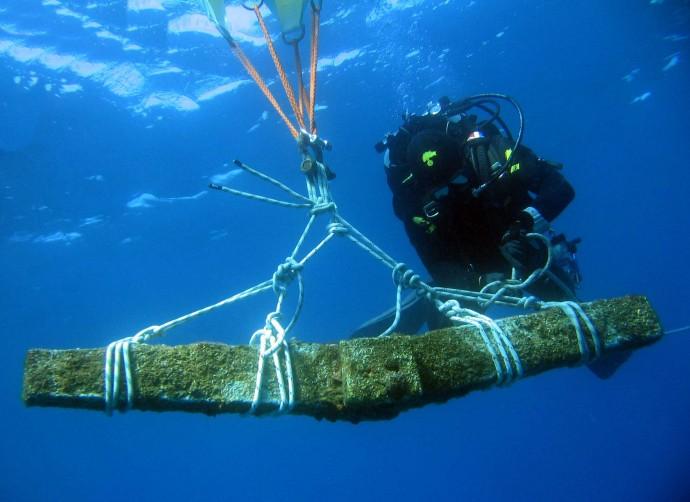 Quanti relitti antichi nel Mediterraneo?