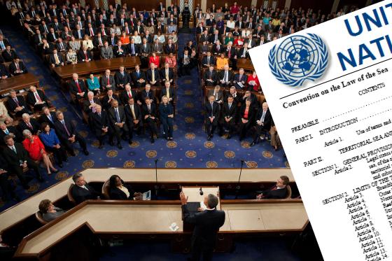 La convenzione delle Nazioni Unite sul diritto del mare ... da Ginevra a Montego Bay di Andrea Mucedola