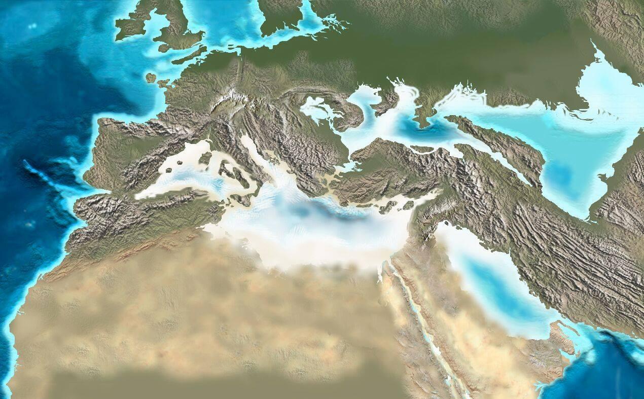 Il giacimento fossilifero di Monte Castellaro