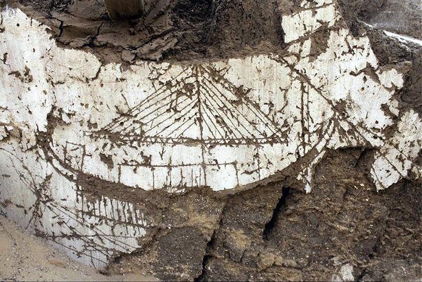 Ritrovamento in una tomba del secondo millennio di una nave reale egizia appartenente alla dodicesima dinastia