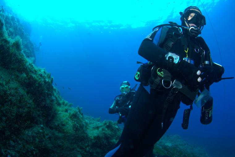 La pressione e le leggi fondamentali della subacquea di Luca Cicali