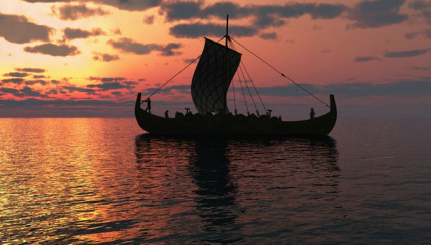Ritrovati i resti di una nave vichinga in Scozia