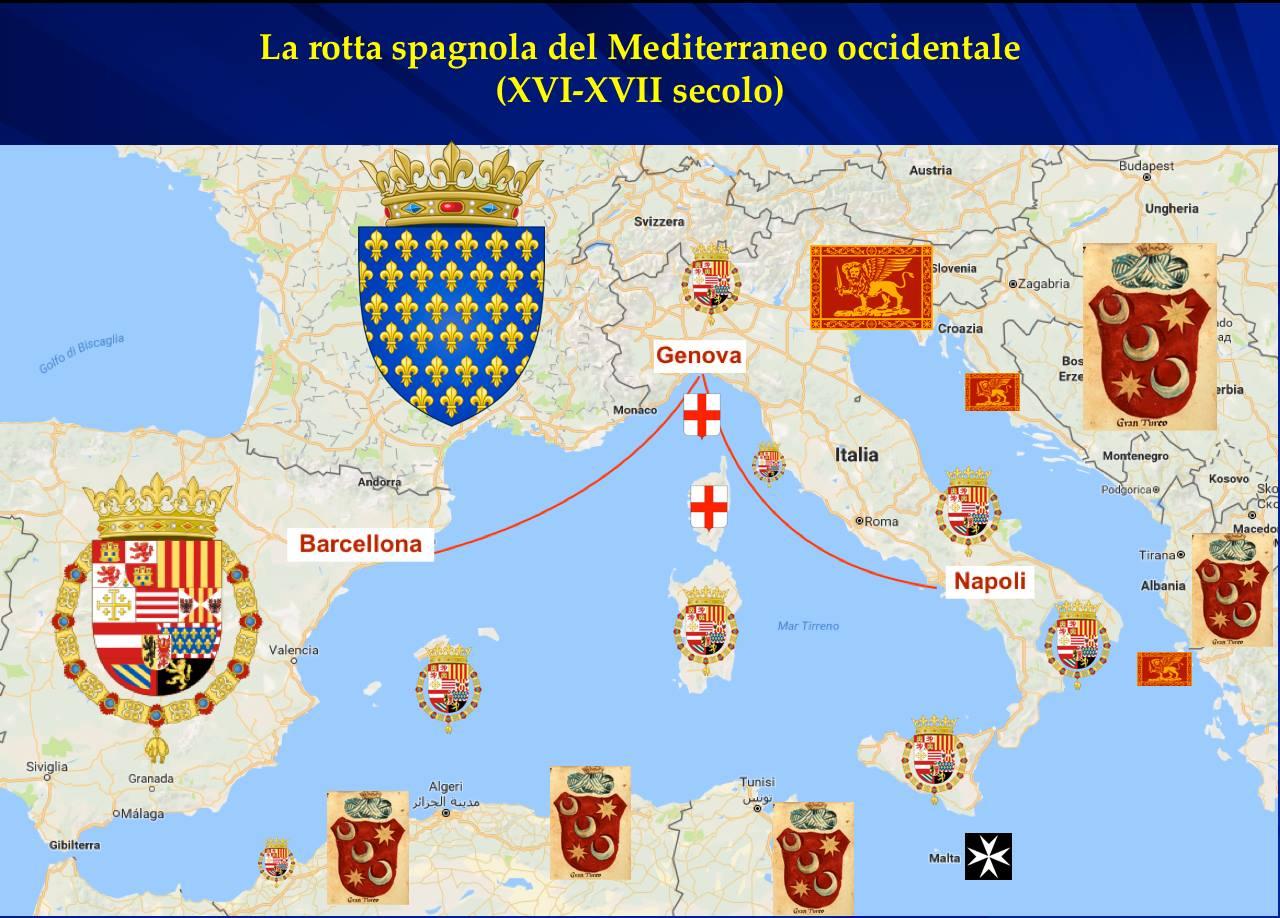Genova, chiave dell'impero spagnolo nel Mediterraneo (XVI-XVII sec.) di Emiliano Beri