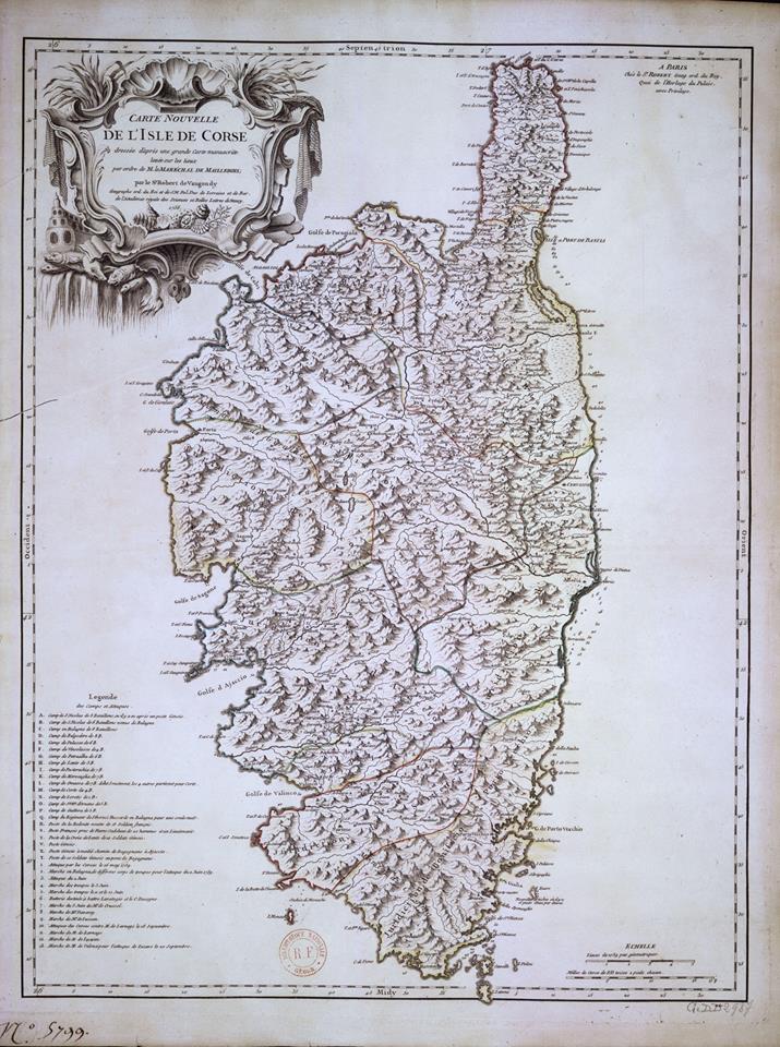 La Marina genovese nelle guerre di Corsica (1729-1768)  di Emiliano Beri