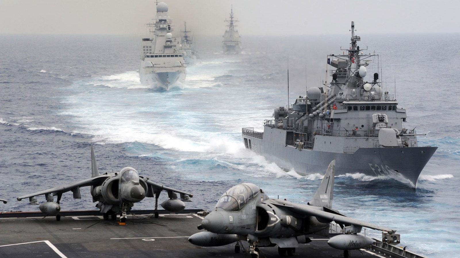 Aggiornamento concorsi per Ufficiali Marina Militare 2018