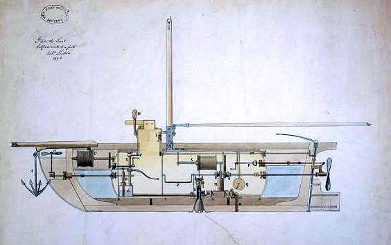 Due inventori straordinari, Robert Fulton e Samuel Colt ... le loro scoperte anticiparono la guerra moderna in mare