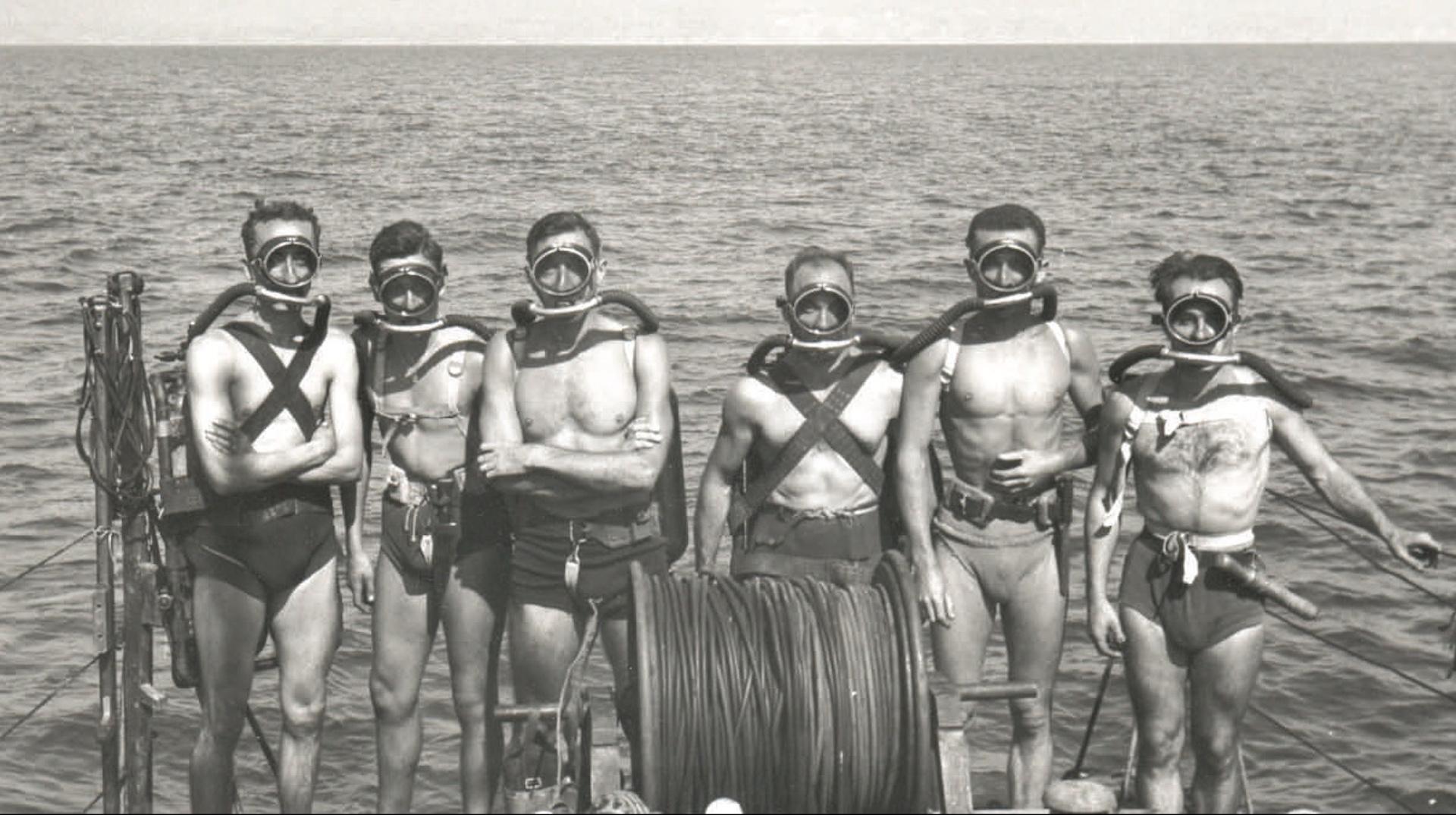 Vintage video: Il mondo del silenzio di Jacques Cousteau
