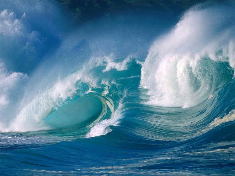 Il vento ed il mare