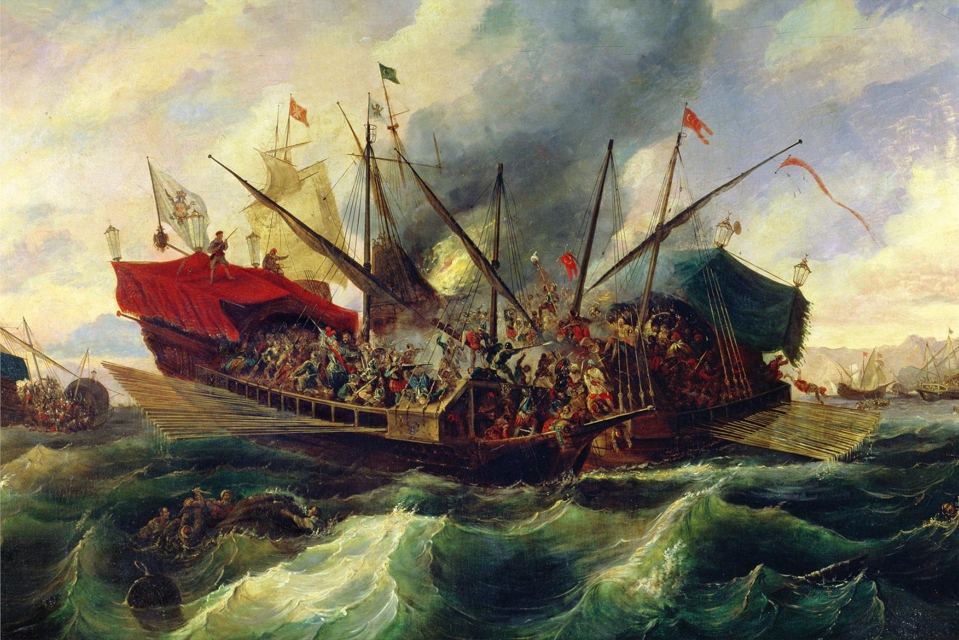 Guerra e strategia nel Mediterraneo del Cinquecento - parte II di Emiliano Beri