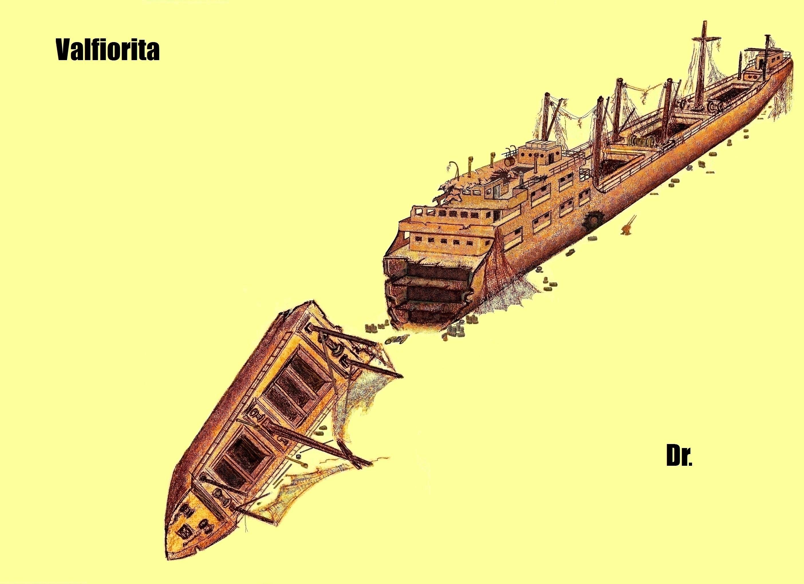 La storia della Valfiorita - parte I di Domenico Majolino e Vincenzo Striano