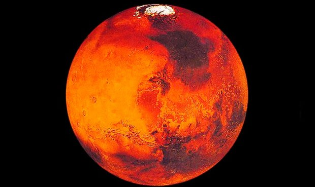 Viaggio nel sistema solare: Marte