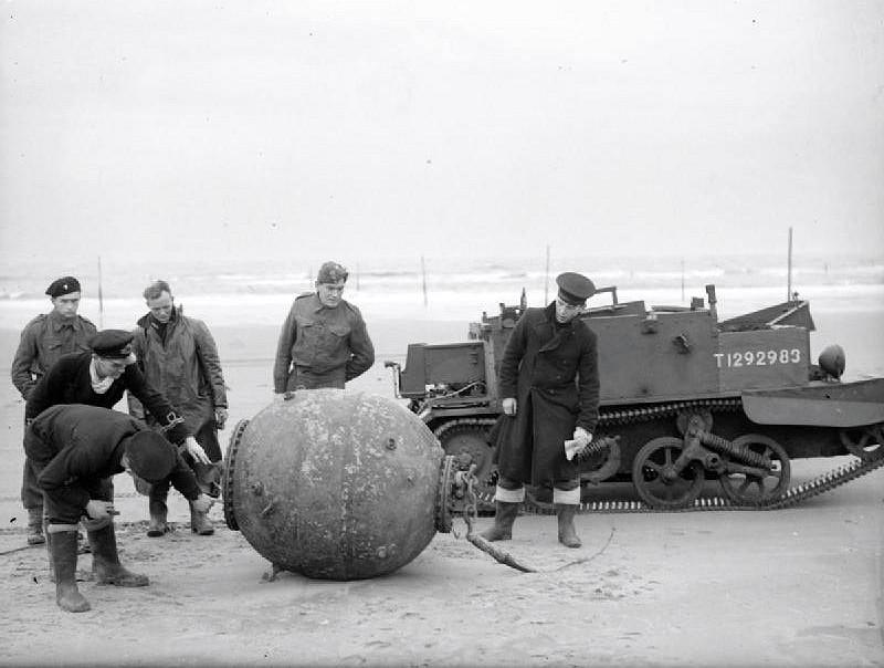 Le mine navali, un arma antica ma ancora attuale di Andrea Mucedola