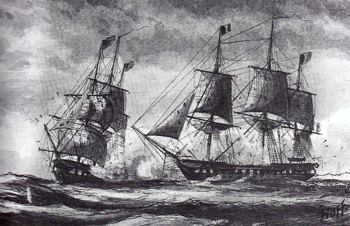 Capitan Bavastro, storia di un corsaro ligure al servizio di Napoleone di Andrea Mucedola