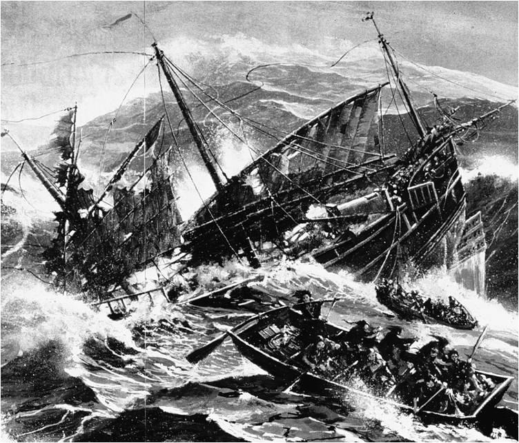 La flotta perduta di Kublai Khan