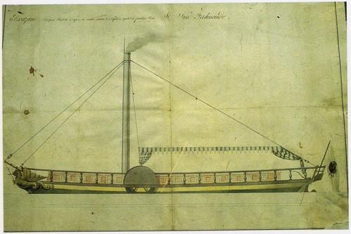 17 ottobre 1818, l'arrivo del Ferdinando I a Genova, ouverture del secolo della grande trasformazione di Emiliano Beri