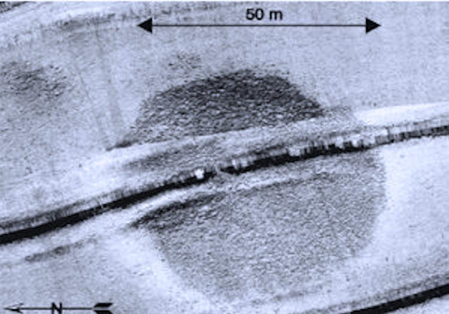 Misteriosa struttura subacquea ritrovata sul fondo della Galilea