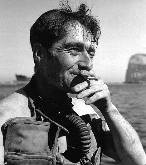 Lionel Crabb, una vita vissuta avventurosamente