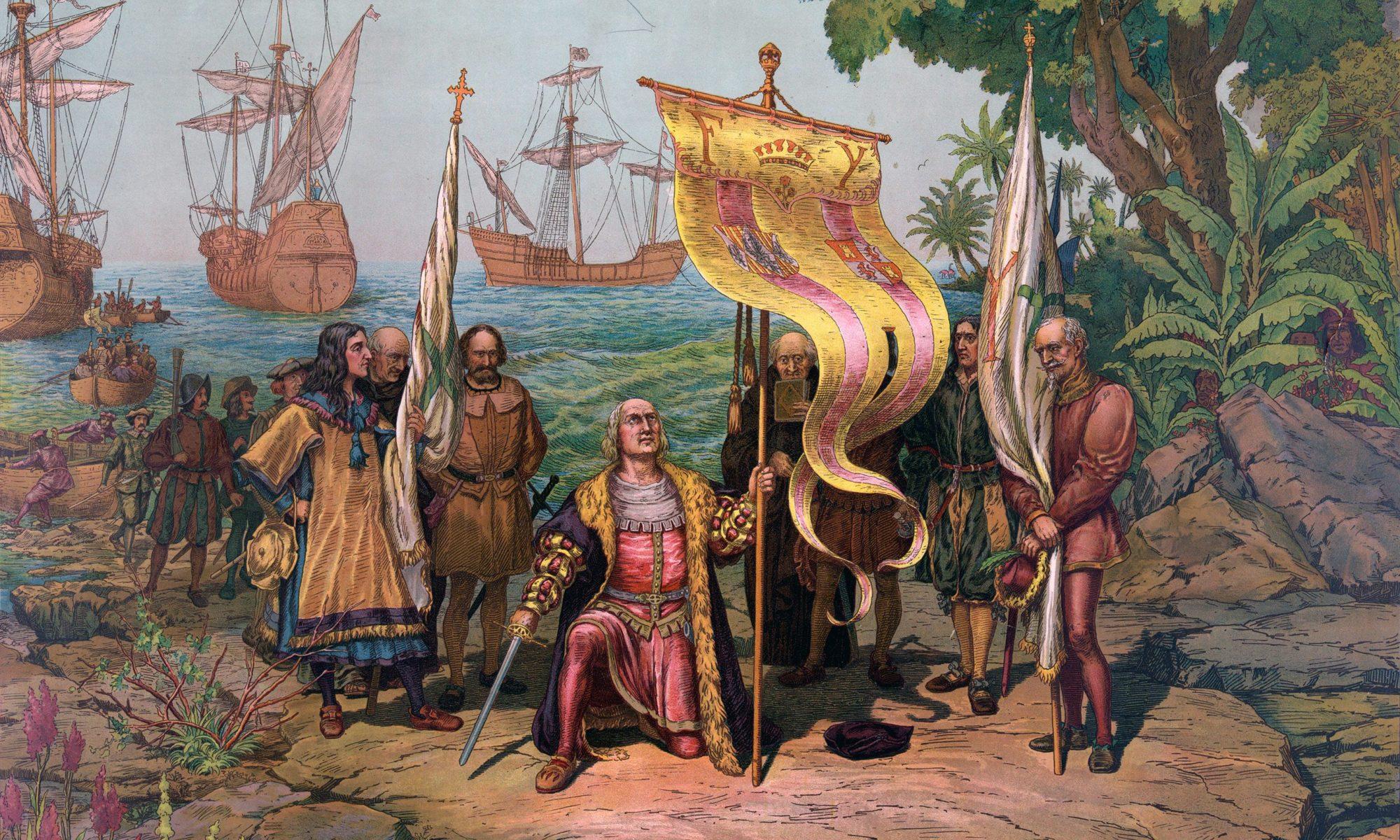 Quali sono le fonti di alcune delle bugie su Cristoforo Colombo?
