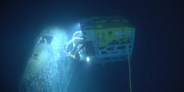 Misurati elevati livelli di radiazioni nel relitto del sottomarino sovietico K 278 nel mare di Norvegia