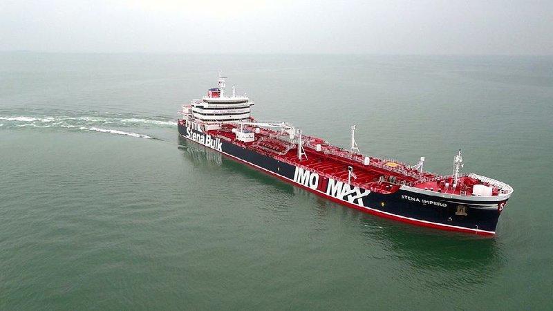 Petroliera britannica sequestrata ad Hormuz ... continua il braccio di ferro tra Iran e Occidente