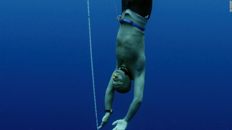 Ipossia in immersione