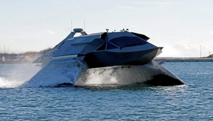 I mezzi marittimi del futuro viaggeranno in supercavitazione? di Andrea Mucedola