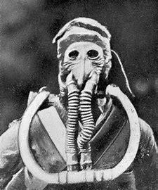 Breve storia dell'autorespiratore a ossigeno – prima parte di Fabio Vitale