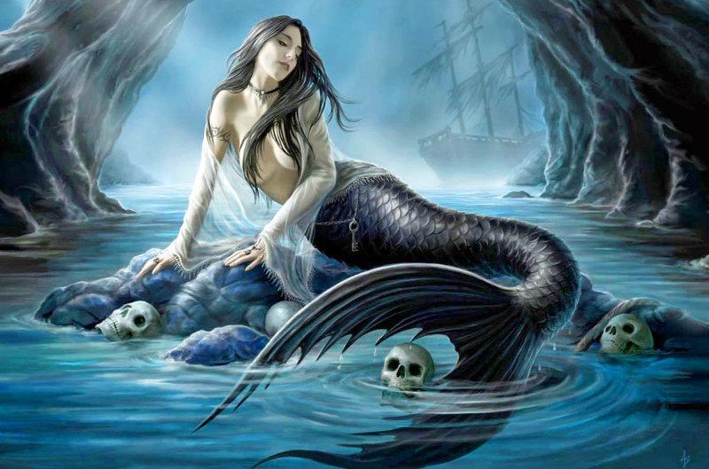 Miti e tradizioni del mare: Sirene tra sogno e realtà di Andrea Mucedola