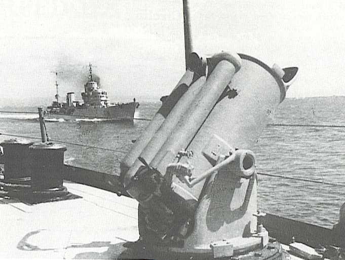 La nascita della lotta antisommergibili nella Regia Marina