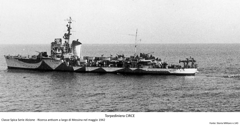 La lotta antisommergibili della Regia Marina durante la II guerra mondiale