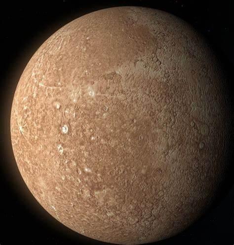 Viaggio nel sistema solare: Mercurio