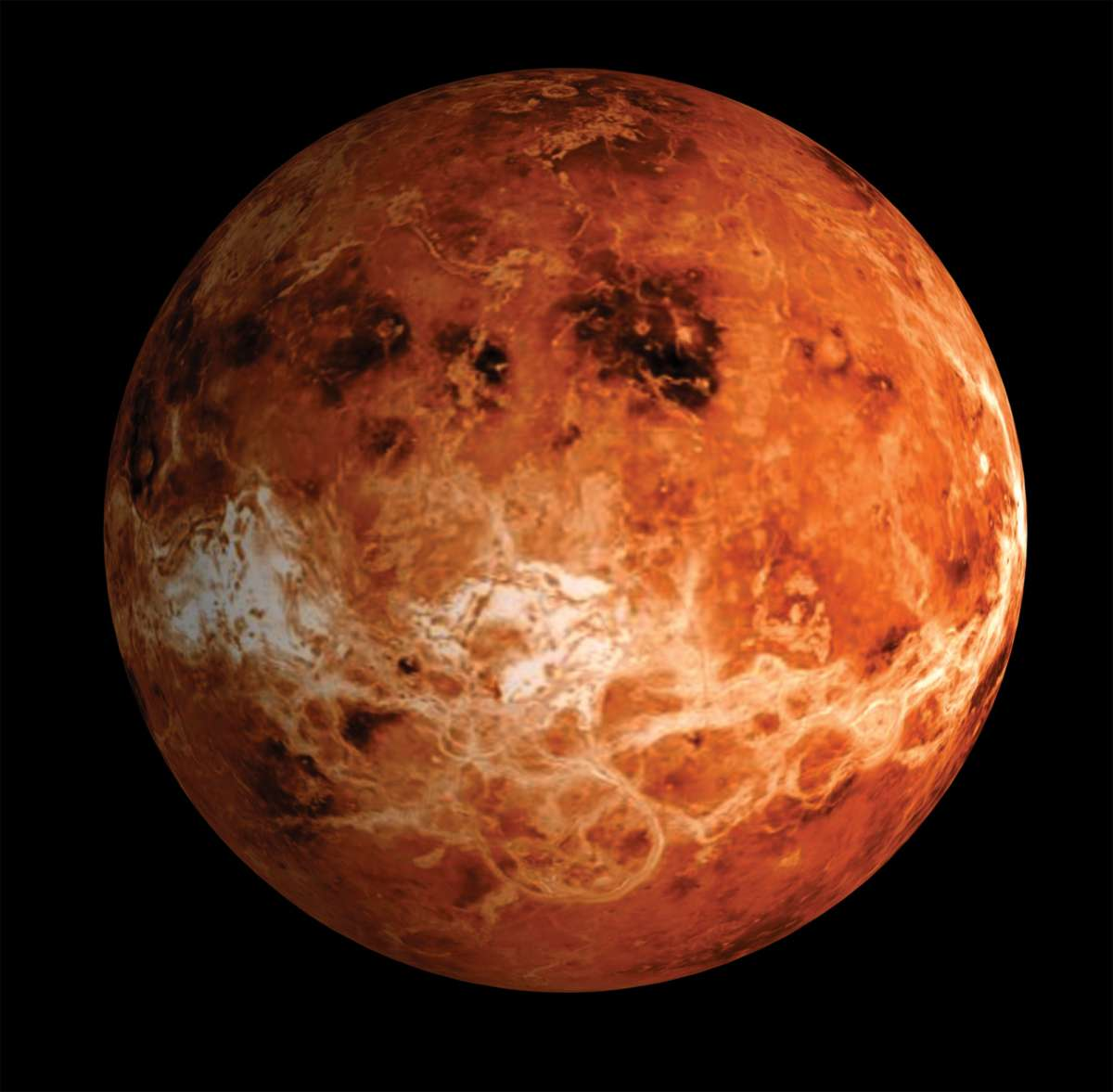 Viaggio nel sistema solare: Venere