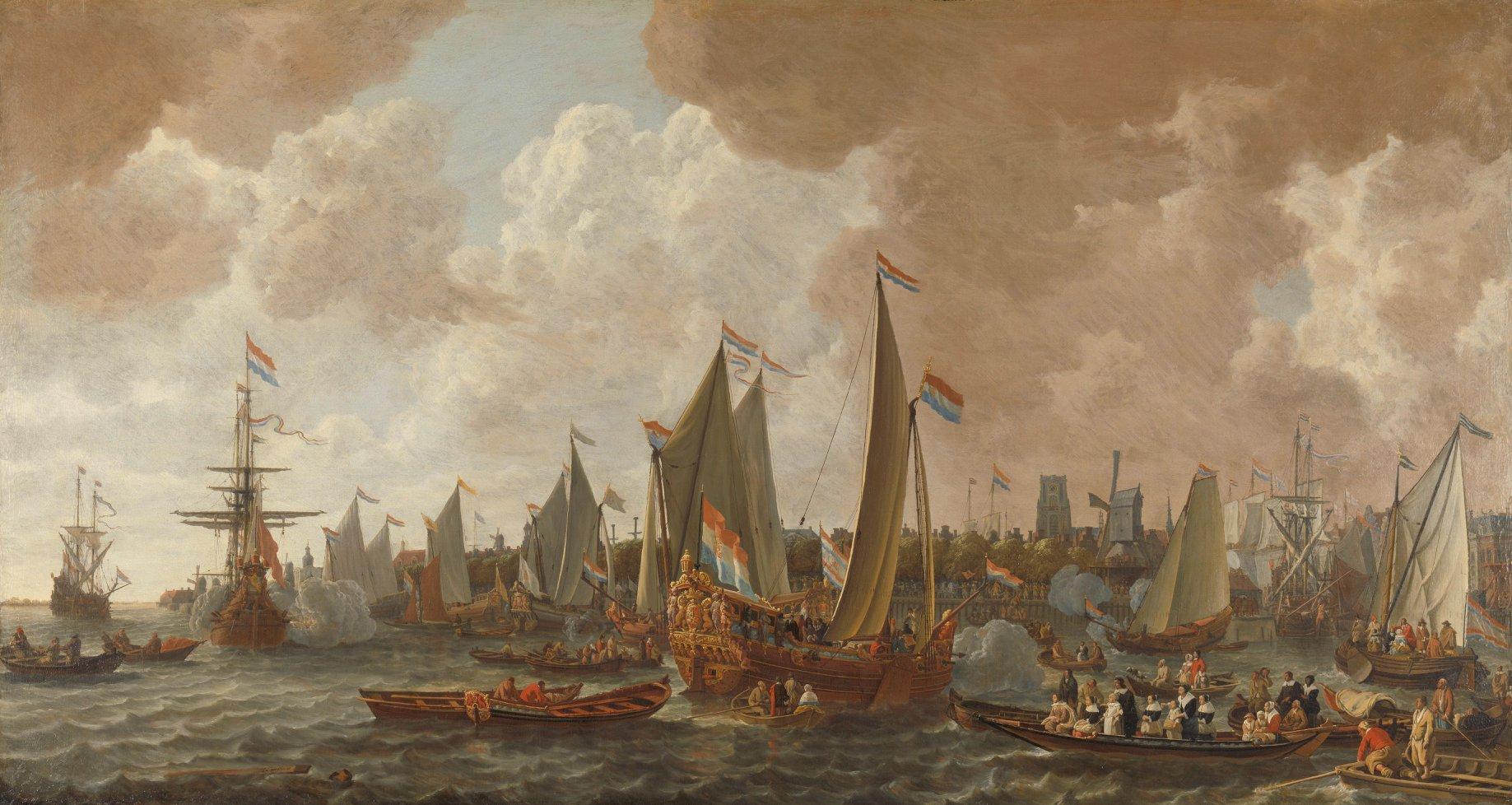 Carlo II Stuart e il mare - parte I di Marco Mostarda