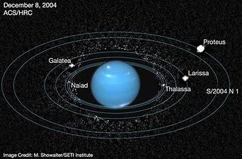 Viaggio nel sistema solare: Nettuno