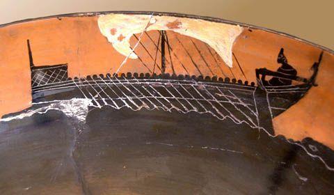 La cura millenaria dello scafo delle navi di Sacha Giannini