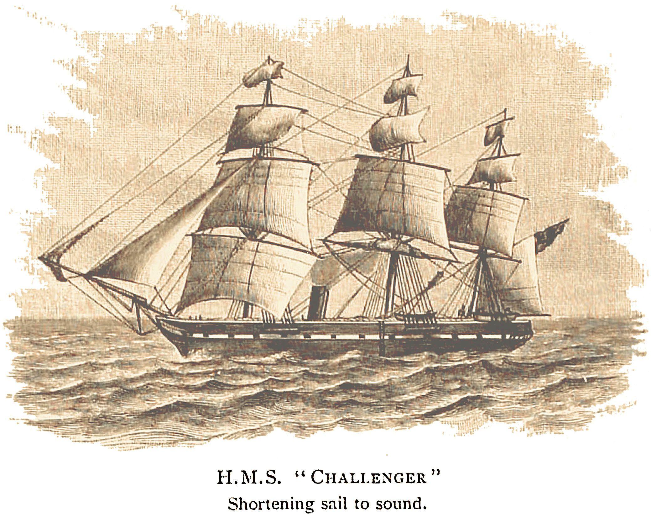 La preziosa eredità della spedizione dell'HMS Challenger per valutare l'acidificazione degli oceani