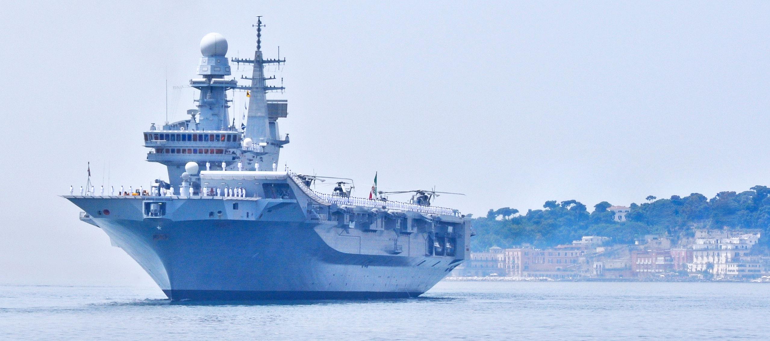 L'importanza delle portaerei in una marina moderna di Renato Scarfi