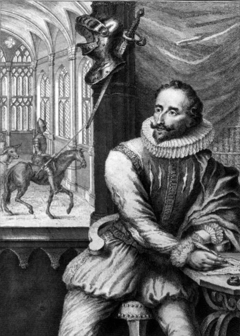 Miguel de Cervantes alla battaglia di Lepanto