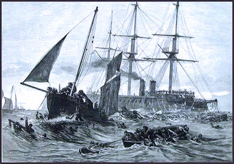 SMS Grosser Kurfürst: la storia di due unità tedesche che trovarono la loro fine nel mare del Nord